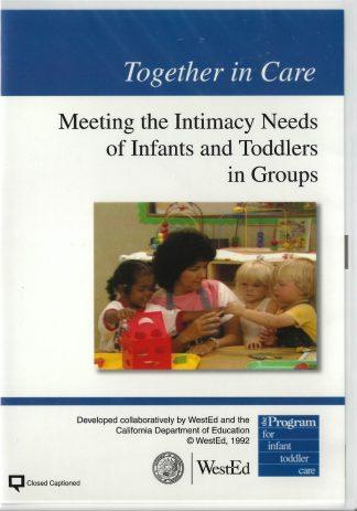 Cover for Infant/Toddler Caregiving: Together in Care