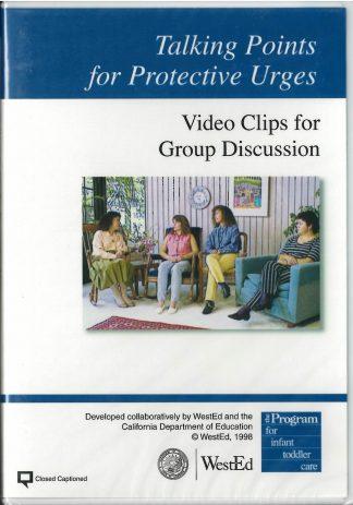 Cover for Infant/Toddler Caregiving: Talking Points for Protective Urges