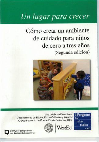 Cover for Un lugar para crecer DVD, Segunda edición