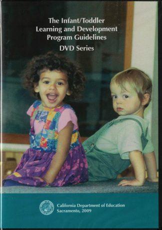 Cover for Infant/Toddler Learning & Development Program Guidelines (DVD)