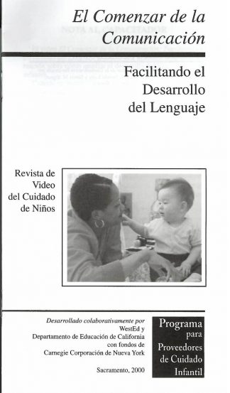 Cover for Early Messages: Facilitating Language Development and Communication (Pack of 50 video booklets)