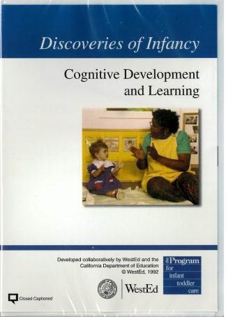 Cover for Discoveries of Infancy: Cognitive Development and Learning DVD