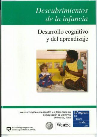 Cover for Descubrimientos de la infancia: Desarrollo cognitivo y del aprendizaje DVD