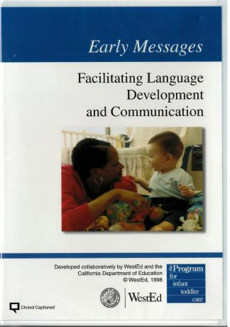 Cover for Early Messages: Facilitating Language Development and Communication DVD