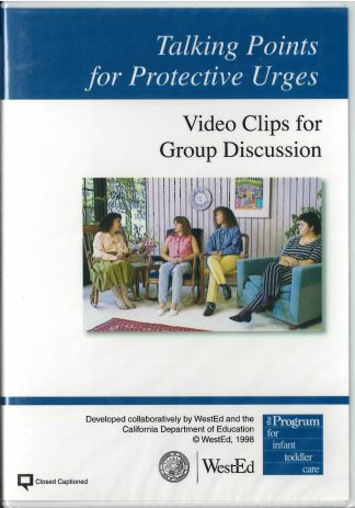 Cover for Talking Points for Protective Urges: Video Clips for Group Discussion DVD