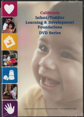 Cover for California Infant/Toddler Learning & Development Foundations DVD