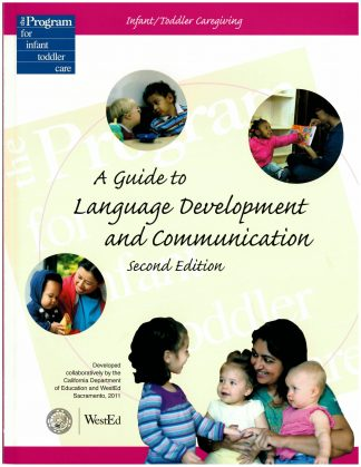 Cover for Infant/Toddler Caregiving: A Guide to Language Development and Communication