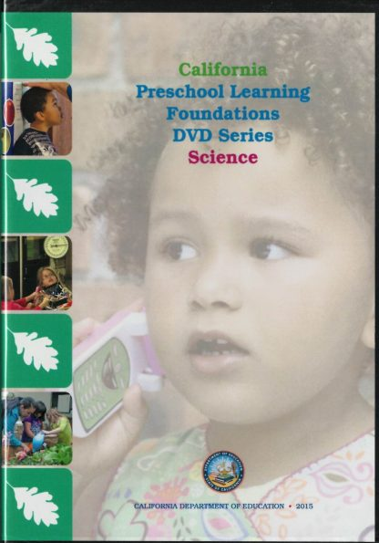 Cover for California Preschool Learning Foundations: Science (DVD Series)