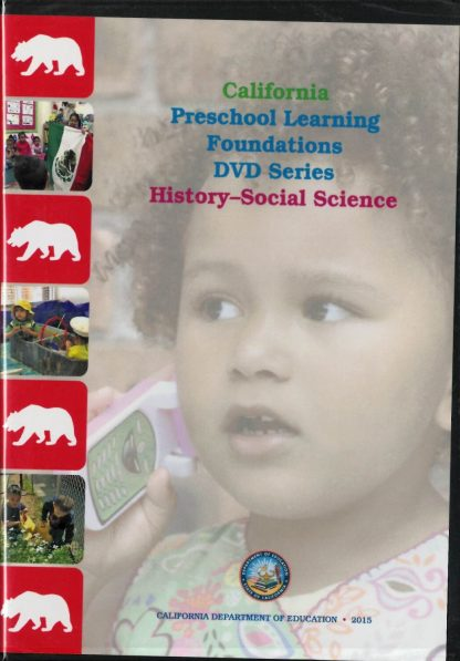Cover for California Preschool Learning Foundations: History-Social Science (DVD Series)