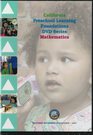 Cover for California Preschool Learning Foundations: Mathematics (DVD Series)