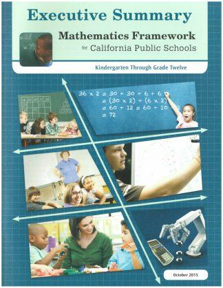 Cover for Executive Summary: Mathematics Framework