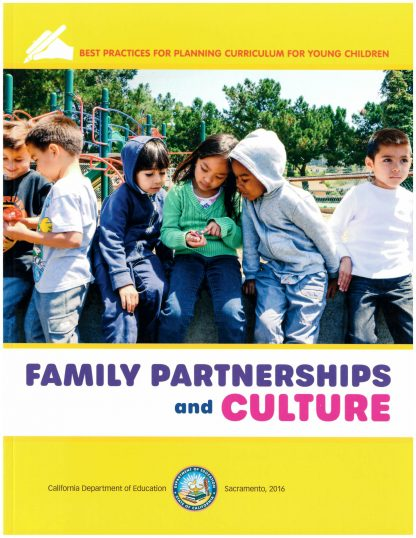 Cover for Family Partnerships and Culture