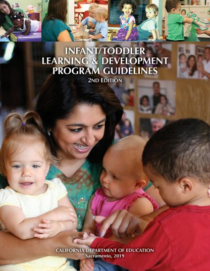Cover for Infant/Toddler Learning & Development Guidelines, 2nd Edition