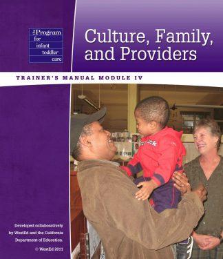 Cover for Módulo IV: La cultura, la familia y los proveedores